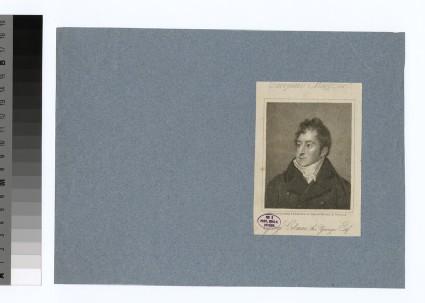 Portrait of G. Colman