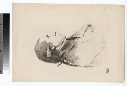 Portrait of W. Combe