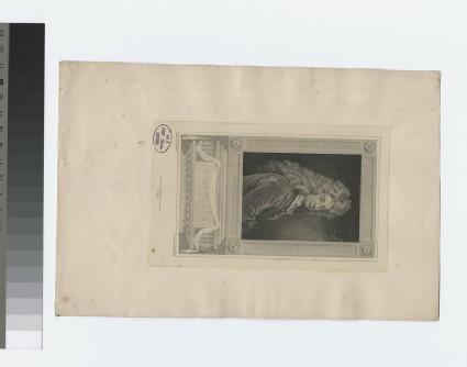 Portrait of W. Congreve