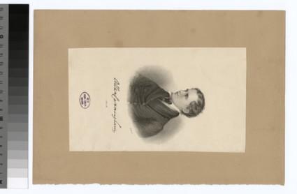 Portrait of A. Cunningham