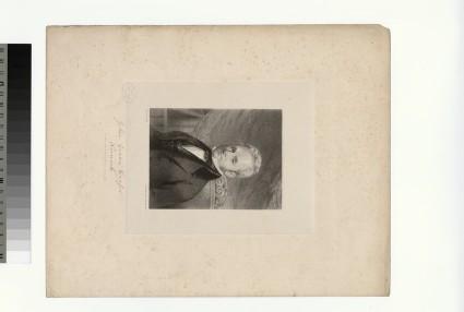Portrait of J. G. Crosse