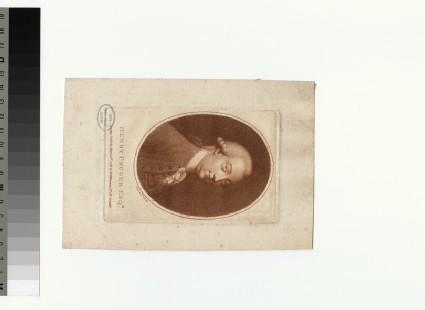 Portrait of H. Cruger