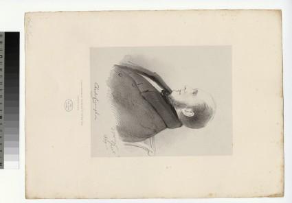 Portrait of C. Cuningham