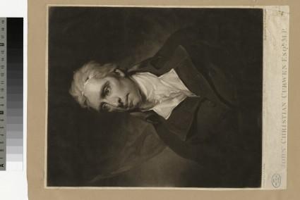 Portrait of J. C. Curwen
