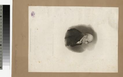 Portrait of W. B. Daniel