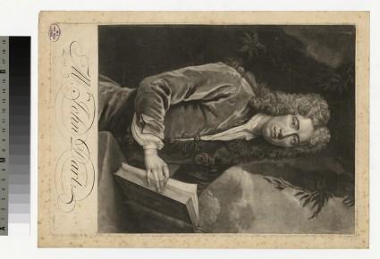 Portrait of J. Dart