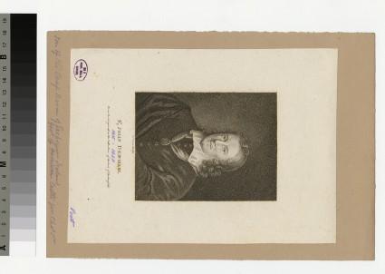 Portrait of J. Denham