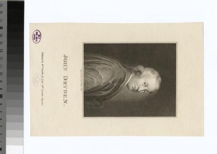 Portrait of Dryden