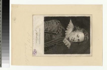 Portrait of W. Drummond