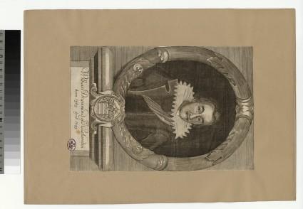 Portrait of Drummond of Hawthornden