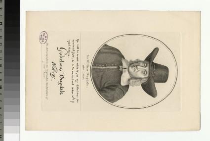 Portrait of W. Dugdale