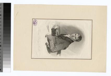 Portrait of T. Exley