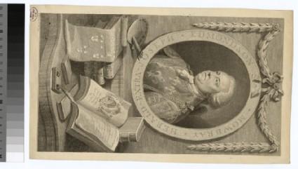Portrait of J. Edmondson