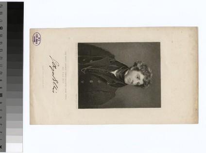 Portrait of A. Ellis