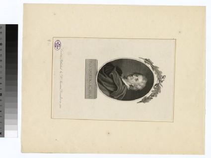 Portrait of J. Evelyn
