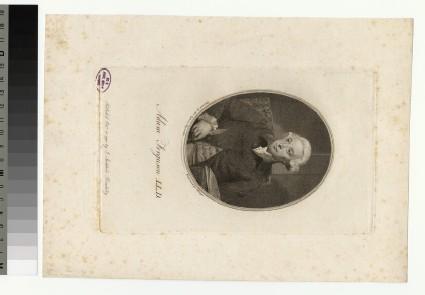 Portrait of A. Ferguson