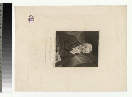 Portrait of Fenton