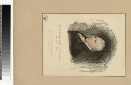 Portrait of J. Forbes