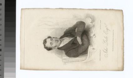 Portrait of J. Galt