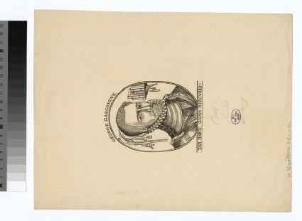 Portrait of G. Gascoigne