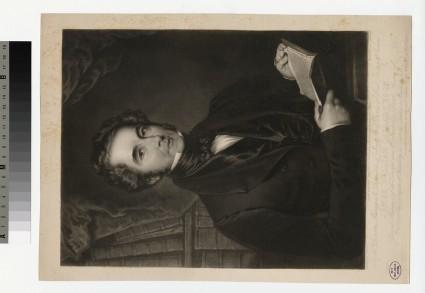Portrait of J. W. Gilbart
