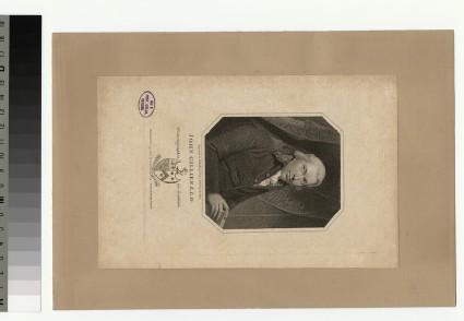 Portrait of J. Gillies
