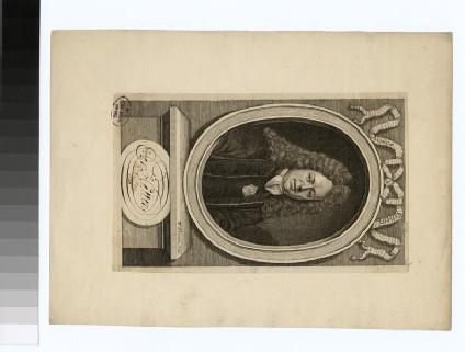 Portrait of E. Hatton