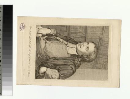 Portrait of T. Hearne