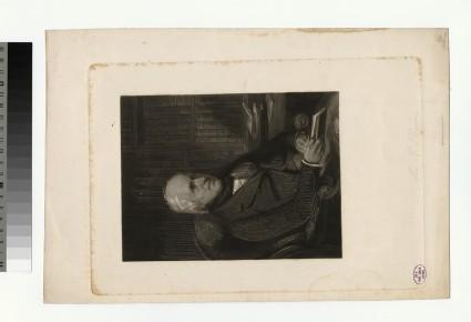 Portrait of R. Heron