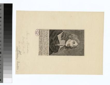 Portrait of James Hodder