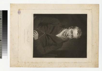 Portrait of T. Holcroft