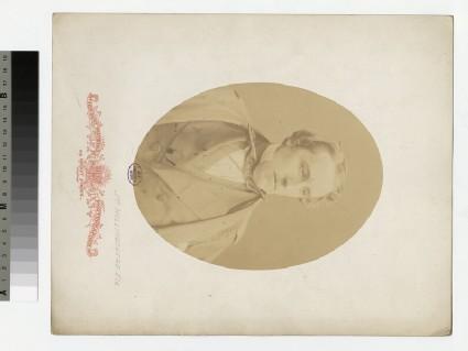 Portrait of J. Hollingshead