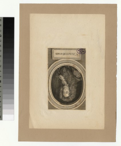 Portrait of R. Howard