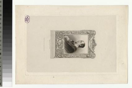 Portrait of O. Goldsmith