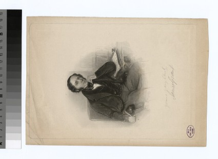 Portrait of J. Grant