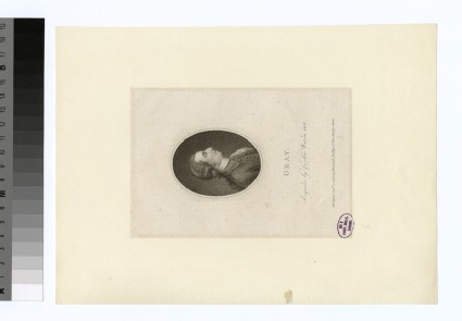 Portrait of T. Gray