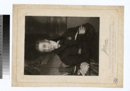 Portrait of J. W. Green