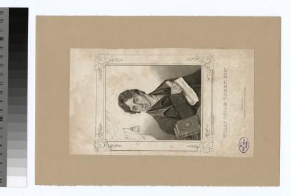 Portrait of W. C. Green