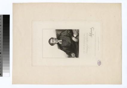 Portrait of W. Gresley