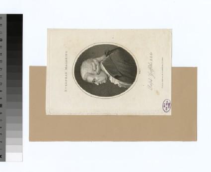 Portrait of R. Griffiths