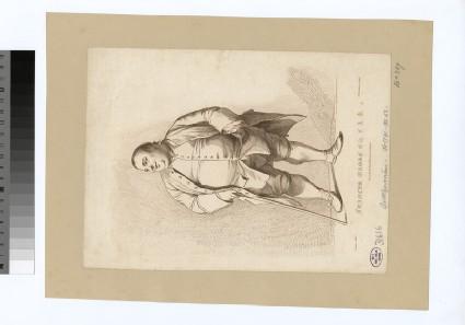 Portrait of F. Grose