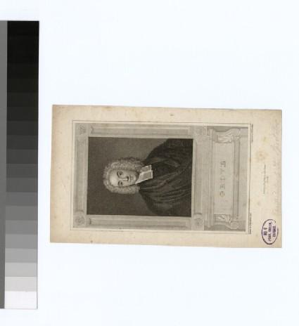Portrait of Grove