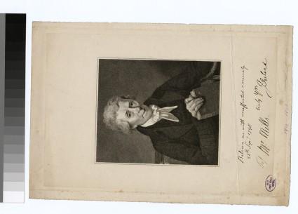 Portrait of J. Ireland