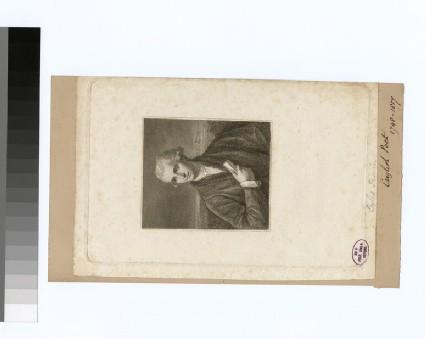 Portrait of E. Irwin