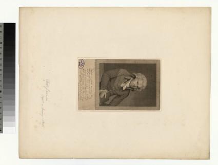 Portrait of C. James