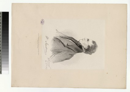 Portrait of W. Jerdan