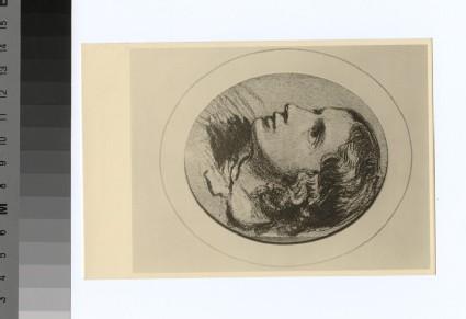 Portrait of J. Keats