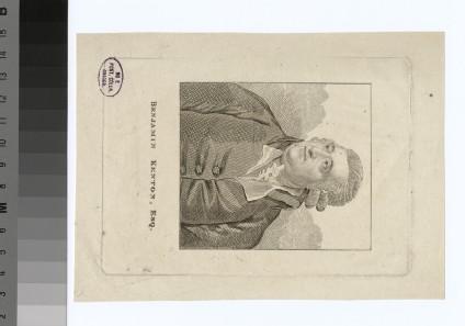 Portrait of B. Kenton