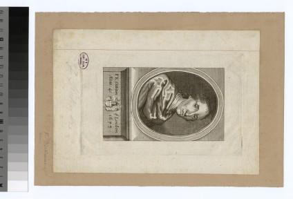 Portrait of F. Kirkman