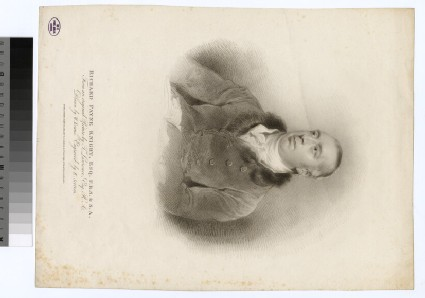 Portrait of R. P. Knight